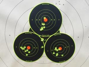 Federal Gold Medal Target